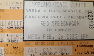 2-2-1983. Lakeland Civic Center. $11.50. One of my first Ticketmaster tickets.