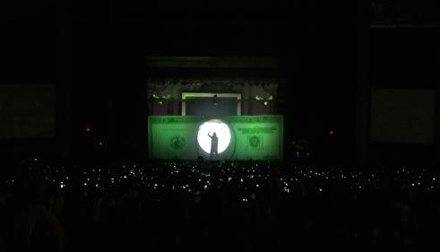 Kid Rock concert 2015