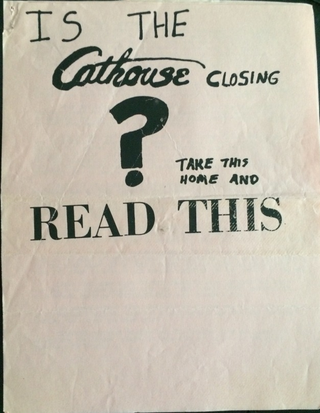 Cathouse Flyer - Pink pg 1 of 4
