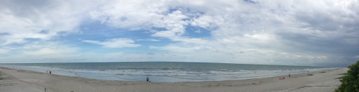 Atlantic Ocean in Indiatlantic, Florida