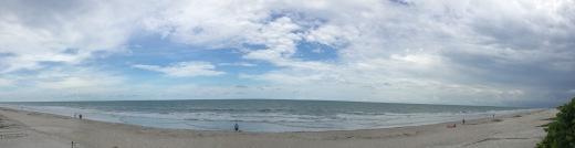 Atlantic Ocean in Indiatlantic, Florida