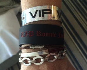 80s in park vip bracelent