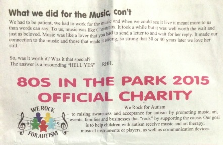 80s in the park story p2