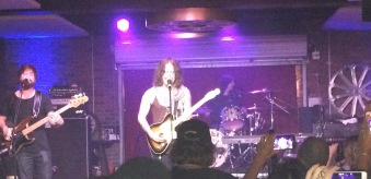 Ritchie Kotzen at the Lucky Strike Wednesday Night Jam August 2015