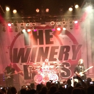 The Winery Dogs St Pete FL 10-15-2015