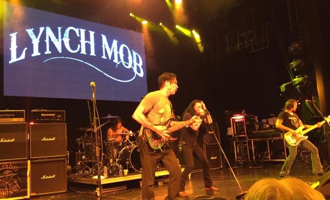 Lynchmob Stardust Theater 2016 MORC