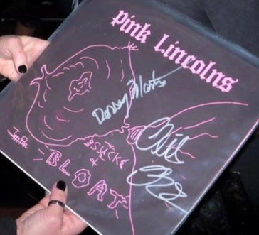 Pink Lincolns Album