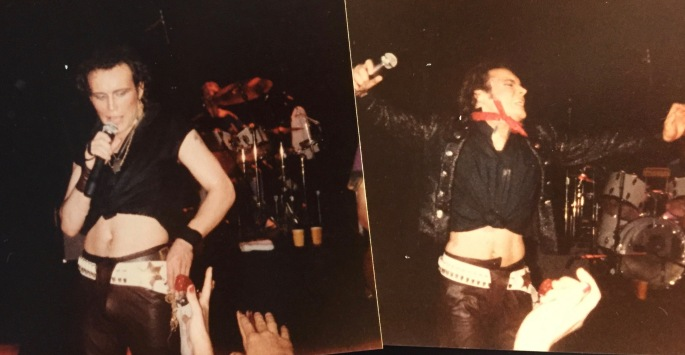 Adam Ant photo 1-27-1983