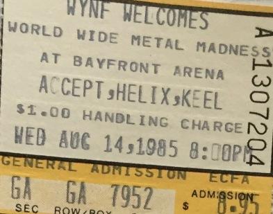 Accept Helix Keel 8-14-1985