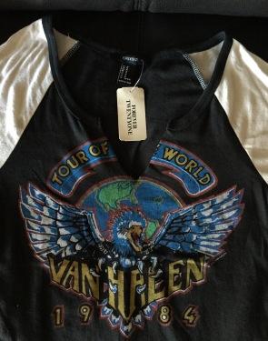 1984 Van Halen T-Shirt