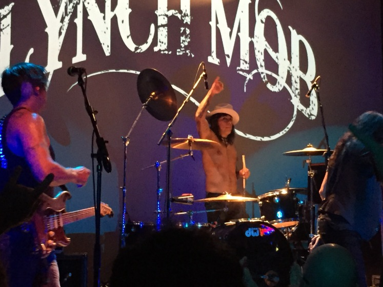 Lynch Mob Jimmy D'Anda
