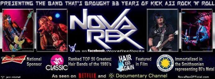 Nova Rex banner ad