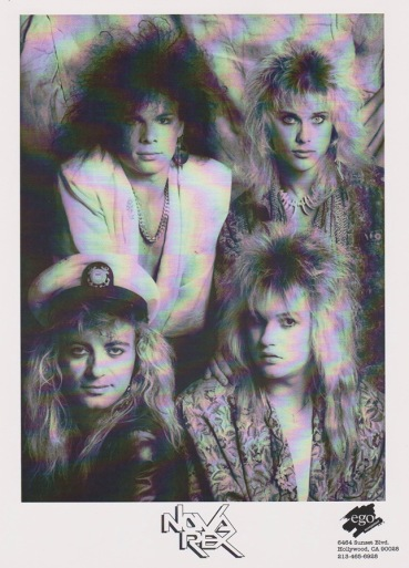 Nova Rex 80s photo
