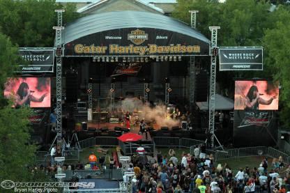 Nova Rex stage sponsors