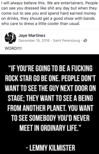 Jaye Martinez Stage Clothes post