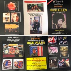2019 MORC Rick Allen Art