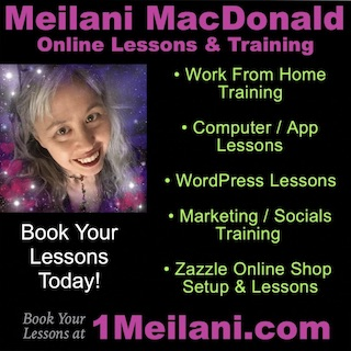 Visit 1Meilani.com for computer lessons and marketing consulting